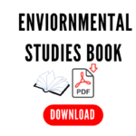 Enviornmental Studies Book Pdf free download